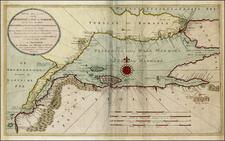 Turkey, Turkey & Asia Minor and Greece Map By Johannes Van Keulen