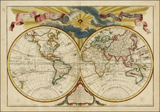 World and World Map By Jean-Claude Dezauche