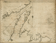 Canada Map By William Norman