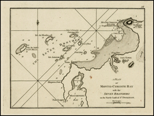 Hispaniola Map By Sayer & Bennett