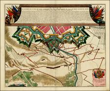 France Map By Eugene Henri Fricx