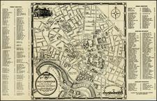 New England Map By Erwin Raisz