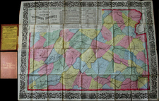 Southeast Map By Ritchie & Dunnavant / Willliam D. Cooke