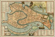 Map By Nicolas de Fer / Guillaume Danet