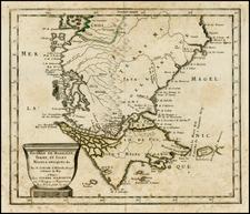 South America Map By Nicolas Sanson