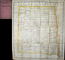 Plains Map By Rand McNally & Company
