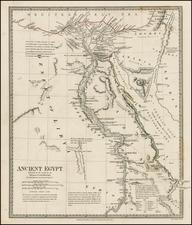 Egypt Map By SDUK