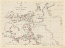 Polar Maps and Canada Map By Edward Weller