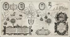 Polar Maps Map By Willem Barentsz