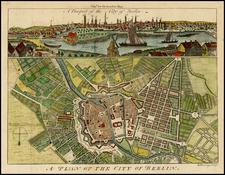 Germany Map By London Magazine