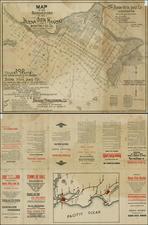 California Map By Dickman Jones / Briggs, Fergusson & Co.