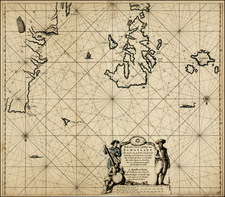 Scotland Map By Johannes Van Keulen