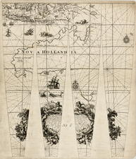 Southeast Asia and Other Islands Map By Johann Friedrich Endersch