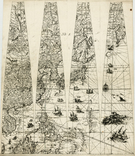 China, Japan, Korea, Southeast Asia, Philippines, Other Islands, Central Asia & Caucasus and Russia in Asia Map By Johann Friedrich Endersch
