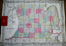 Midwest Map By John Farmer