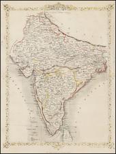 India Map By John Rapkin