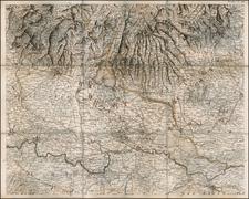 Italy Map By Louis Albert Guislan Bacler Dalbe