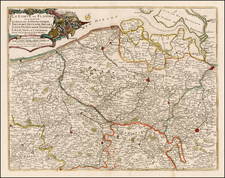 Map By Guillaume Danet