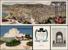 California Map By Sidney H. Woodruff