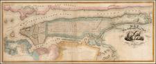 Mid-Atlantic Map By David Hugh Burr