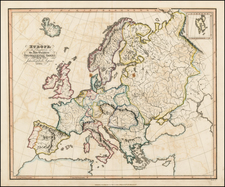 Europe and Europe Map By Jehoshaphat Aspin