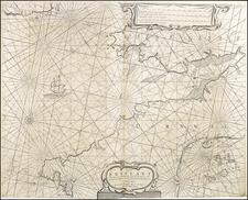 England Map By Caspar  Lootsman