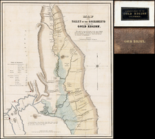 California Map By Thomas Oliver Larkin