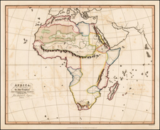 Africa and Africa Map By Jehoshaphat Aspin