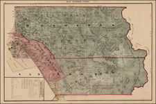 California Map By Thompson & West