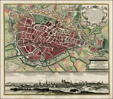 Map By Matthaus Seutter