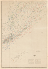South America Map By Matthew Fontaine Maury