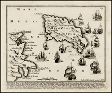 Spain and Balearic Islands Map By Gabriel Bodenehr