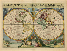 World and World Map By Edward Wells
