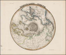 Polar Maps and Canada Map By Joseph Meyer