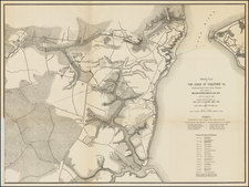 Southeast Map By United States War Dept.