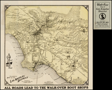 California Map By George Clason