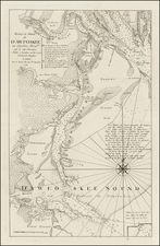 Southeast Map By Georges Louis Le Rouge