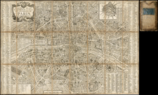 Map By Jacques Esnauts  &  Michel Rapilly