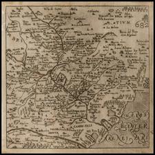 Rome Map By Francesco Scoto
