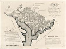 Mid-Atlantic Map By John Vallance  &  James Thackara