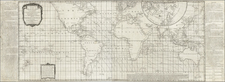 World, World, Australia & Oceania and Oceania Map By Laurie & Whittle