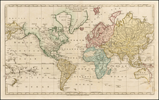 World and World Map By Robert Wilkinson