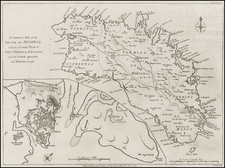 Spain and Balearic Islands Map By John Lodge