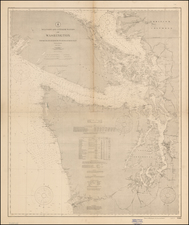 Map By U.S. Coast & Geodetic Survey