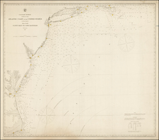 Mid-Atlantic and Southeast Map By United States Coast Survey