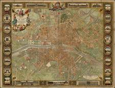 France Map By Louis Joseph Mondhare