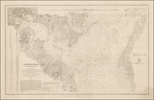 Mid-Atlantic and Maryland Map By United States Coast Survey