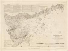 New England Map By United States Coast Survey