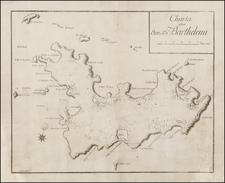 Caribbean Map By Samuel Fahlberg
