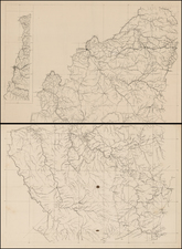 West Virginia, Southeast and Virginia Map By Anonymous